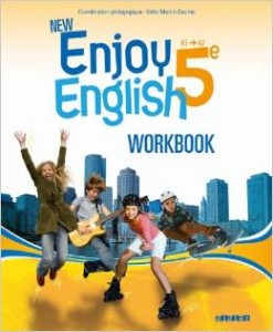 download 9 247x300 Telecharger New Enjoy English 5e   Workbook